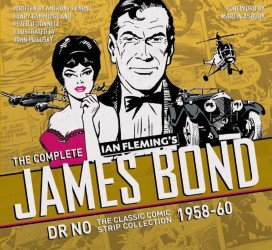 Titan Books's Complete James Bond Classic Collection Hard Cover # 1