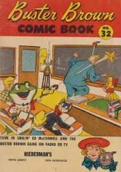 Buster Brown Shoes's Buster Brown Comics Issue # 32niedermans