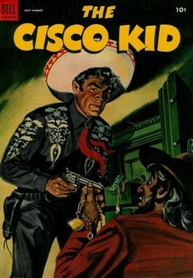 Dell Publishing Cos Cisco Kid Issue 22