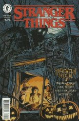 Dark Horse Comics's Stranger Things: Halloween Special Issue # 1