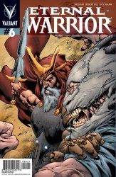Valiant Entertainment's Eternal Warrior Issue # 6b