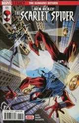 Marvel Comics's Ben Reilly: The Scarlet Spider Issue # 11