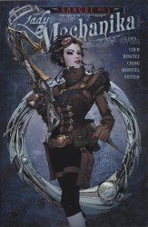 Benitez Productions's Lady Mechanika: Sangre Issue # 1