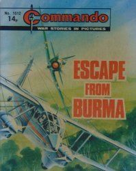 D.C. Thomson & Co.'s Commando: War Stories in Pictures Issue # 1512