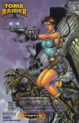 Tomb raider 0 top cow comicbookrealm com