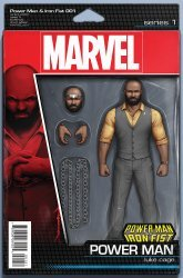 Marvel's Power Man And Iron Fist Issue # 1e