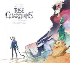 Insight Editions 's Art of Rise of the Guardians Hard Cover # 1