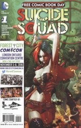 DC Comics's Suicide Squad Issue # 1fcbd-fcc