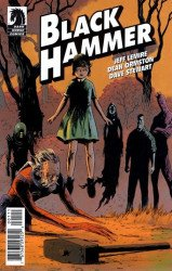 Dark Horse Comics's Black Hammer Issue ashcan