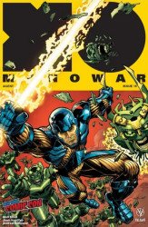 Valiant Entertainment's X-O Manowar Issue # 19nycc