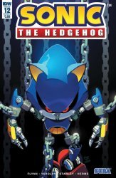 IDW Publishing's Sonic the Hedgehog Issue # 12