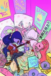KaBOOM!'s Adventure Time: Marceline and the Scream Queens Issue # 2d