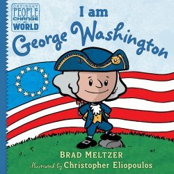 Dial Books's Ordinary People Change the World: I am George Washington Hard Cover # 1