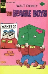 Gold Key's Beagle Boys Issue # 30whitman