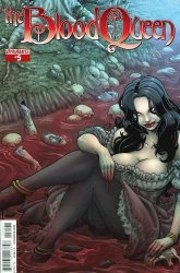 Dynamite Entertainment's Blood Queen Issue # 5B