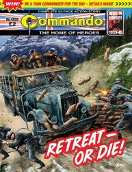 D.C. Thomson & Co.'s Commando: For Action and Adventure Issue # 4939
