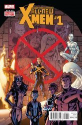 Marvel Comics's All-New X-Men Issue # 1