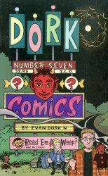 Amaze Ink/Slave Labor Graphics's Dork Issue # 7-2nd print