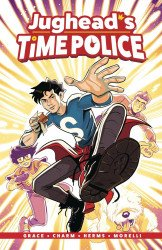 Archie Comics Group's Jughead's Time Police TPB # 1