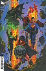 DC Comics's Justice League Issue # 50b