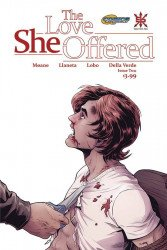 Source Point Press's The Love She Offered Issue # 2