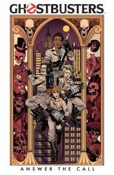 IDW Publishing's Ghostbusters: Answer the Call TPB # 1