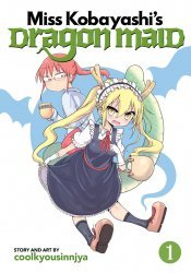 Seven Seas Entertainment's Miss Kobayashi's Dragon Maid Soft Cover # 1