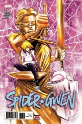 Marvel Comics's Spider-Gwen Issue # 33