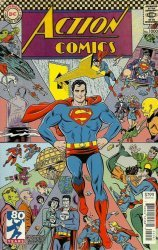 DC Comics's Action Comics Issue # 1000e