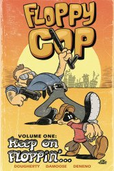 Source Point Press's Floppy Cop TPB # 1