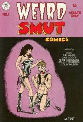 John A. Mozzer Press's Weird Smut Comics Issue # 1