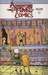 KaBOOM!'s Adventure Time Comics TPB # 4