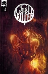 Black Mask Comics's Godkiller: Walk Among Us Issue # 2