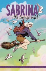 Archie Comics Group's Sabrina, the Teenage Witch TPB # 1