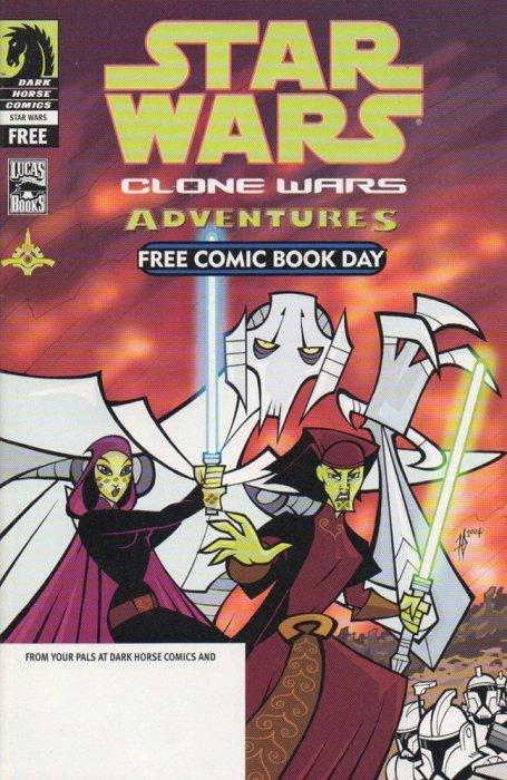 Star Wars: Clone Wars Adventures Issue # 1 (Dark Horse Comics)