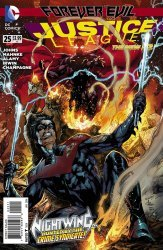 DC Comics's Justice League Issue # 25