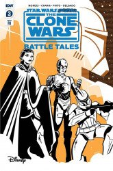 IDW Publishing's Star Wars Adventures: Clone Wars - Battle Tales Issue # 3ri