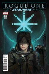 Marvel Comics's Star Wars: Rogue One Adaptation Issue # 2b