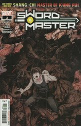 Marvel Comics's Sword Master Issue # 3