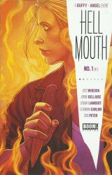 BOOM! Studios's Buffy The Vampire Slayer: Angel - Hellmouth Issue # 1