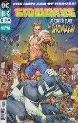 DC Comics's Sideways Issue # 5