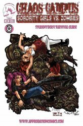 Approbation's Chaos Campus: Sorority Girls vs. Zombies Issue # 0