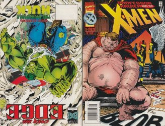 Marvel Comics's Professor Xavier and the X-Men Flipbook Issue # 3