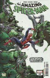 Marvel Comics's Amazing Spider-Man Issue # 35