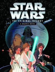 Disney LucasFilm Press's Star Wars: The Original Trilogy Hard Cover # 1