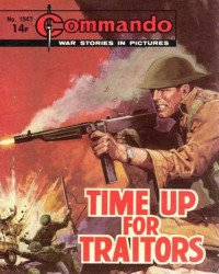 D.C. Thomson & Co.'s Commando: War Stories in Pictures Issue # 1543