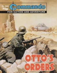 D.C. Thomson & Co.'s Commando: For Action and Adventure Issue # 3344