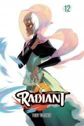 Viz Media's Radiant Soft Cover # 12