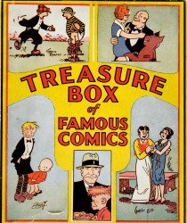 Cupples & Leon's Treasure Box of Famous Comics Issue nn