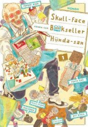 Yen Press's Skull-Face Bookseller Honda-San Soft Cover # 1